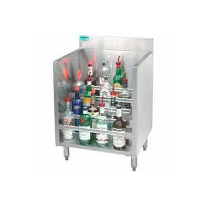 """Advance Tabco CRLR-36 - Challenger Liquor Display Rack, 21D"""" x 35W"""" x 33""""H"""