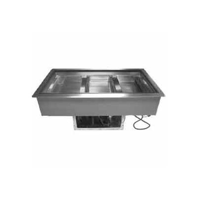 """Cold Food Well Unit, Drop-In, Refrigerated, (2) Pan Size, 33-1/2""""L"""