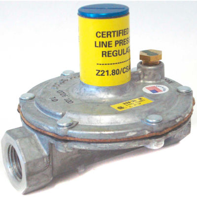 SunStar Regulator for Infrared Heaters, 03307260, Up to 2 Psig