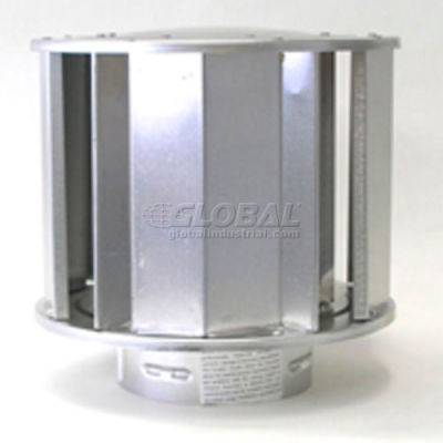 """SunStar 6"""" Vent Cap for Sidewall or Roof Vent 30297060"""
