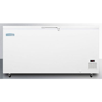 Summit EL51LT Laboratory Chest Freezer with Digital Thermostat, -45°C Capable, 15.5 Cu.Ft.
