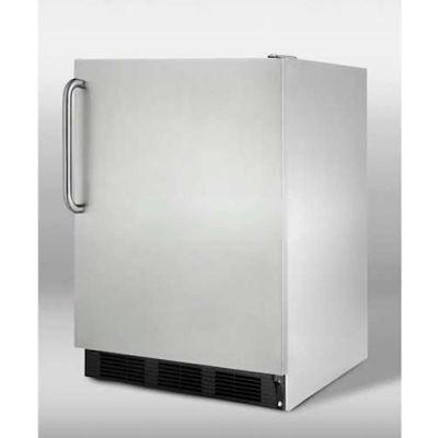 Summit  Undercounter Refrigerator w/ Drawers 5.5 Cu. Ft. Stainless Steel