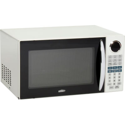 Summit-Microwave Oven, 1.0 Cu. Ft., 1000 Watt, KeyPad Control