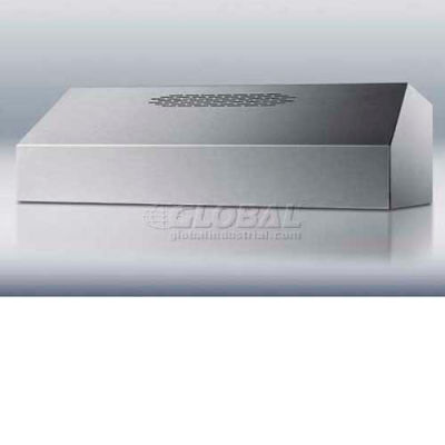 "Summit-24""W 425 CFM Convertible Range Hood, Stainless Steel Finish"