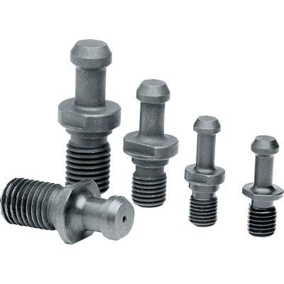 GS446X45 Pull Stud for BT50, 45° Angle, M24 x 3 Thread