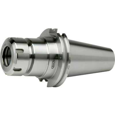 "CAT50 ER20 - 8"" Gauge Collet Chuck, Premium Balanced, DIN Coolant Thru Capabilities, Ground Body"