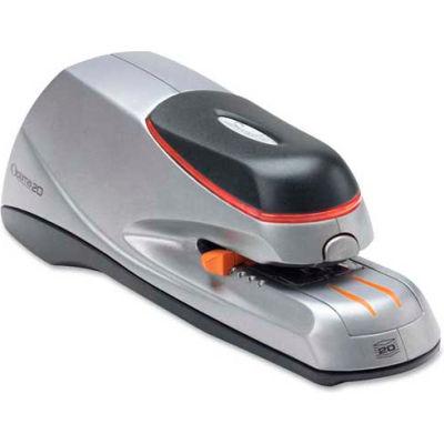 Swingline® Optima® 20 Electric Stapler, 20 Sheet Capacity, Silver