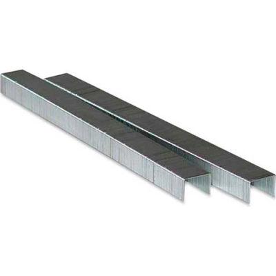 """Swingline® Standard Heavy Duty Staples, 1/4"""" Leg Length, 100 Per Strip, 5000/Box"""