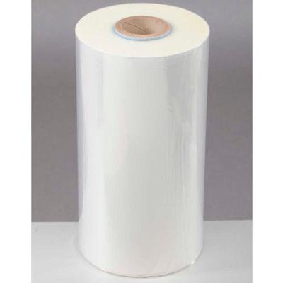 """Syfan USA High Slip & Maximum Optics Polyolefin Shrink Film, 50 Ga., 16""""W x 5250'L, Clear, 1 Roll"""