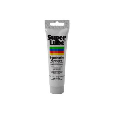 Super Lube Synthetic Grease, 3 oz. Tube - 21030 - Pkg Qty 12