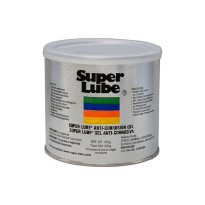 Super Lube Anti-Corrosion & Connector Gel, 14.1 oz. Canister - 82016 - Pkg Qty 12