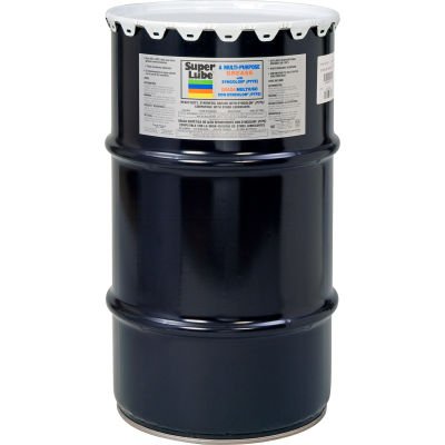 Super Lube Silicone High-Dielectric & Vacuum Grease, 400 Lb. Drum - 91400