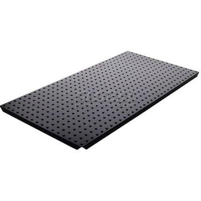 Pegboard Panels - Powdercoat Black 16 x 32 (2 pc)