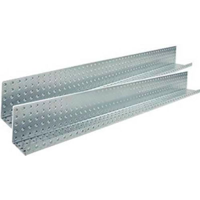 Metal Shelves - Galvanized 5 x 48 (2 pc)