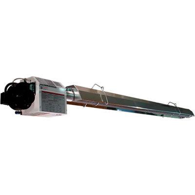Serengeti-IR™ Natural Gas Infrared Heater Straight Tube - 0920R.20NG.S - 50000 BTU