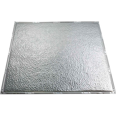 Great Lakes Tin Chicago 2' X 2' Lay-in Tin Ceiling Tile in Clear - Y60-04