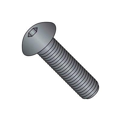 M5 x 0.8 x 20mm Button Socket Cap Screw - Steel - Black Oxide - DIN 125B - Class 10.9 - Pkg of 100