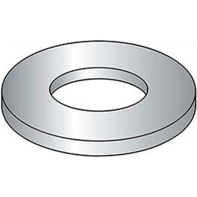 M6 - Flat Washer - 304 Stainless Steel - DIN 125A - Pkg of 100