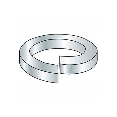 Split Lock Washer - M8 - Steel - Zinc Clear - Class 8.8 - DIN 127B - Pkg of 100