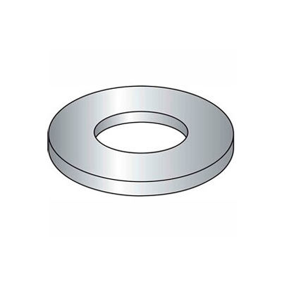 "1-1/2"" Machinery Bushing - 1-1/2"" I.D. - .126/.142"" Thick - Steel - Plain - Grade 2 - 10 Ga. - 50 Pk"