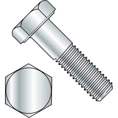 Hex Head Cap Screw - M8 x 1.25 x 90mm - Steel - Zinc Clear - Class 8.8 - DIN 933 - Pkg of 50