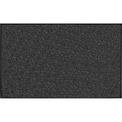 MicroLuxx™ Entrance Mat 3/8 Thick 3 x 4' Gray/Blue