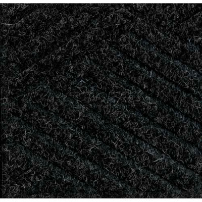 WaterHog™ Fashion Diamond Mat, Charcoal 3' x 8'