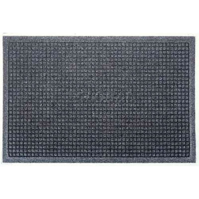 "WaterHog® Diamond Mat Fashion Border 3/8"" Thick 3' x 20' Blue"