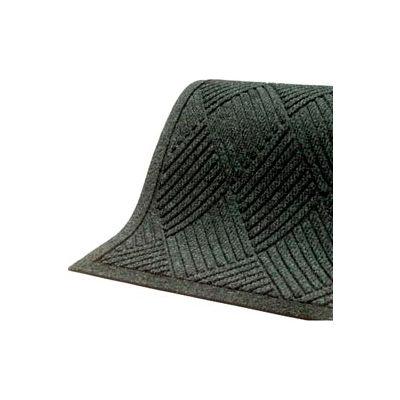 "WaterHog® Eco Premier Mat Fashion Border 3/8"" Thick 3' x 8' Green"