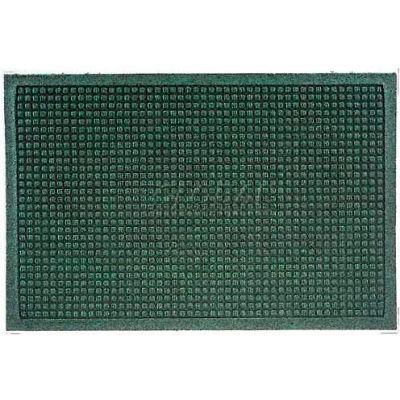 WaterHog™ Fashion Entrance Mat, Evergreen 4' x 10'