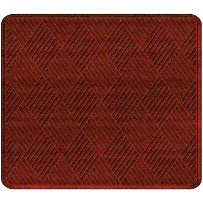 "Waterhog Cargo Mats with Classic Pattern, 31"" x 27"", Red/Black - 3901550003070"