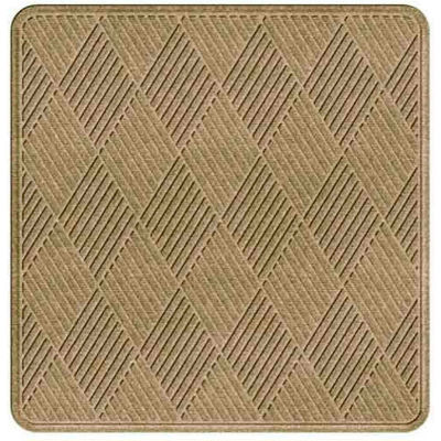 "Waterhog Cargo Mats with Classic Pattern, 36"" x 35"", Camel - 3902500003070"