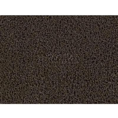 Frontier Scraper Outdoor Mat, 3'W Full 60 Ft Roll, Brown