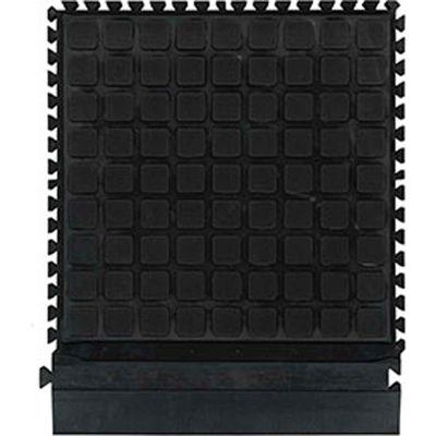 """Hog Heaven III™ Comfort Modular Side Tile 3/4"""" Thick 1.5' Black"""