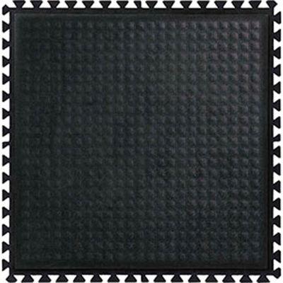 "Hog Heaven III™ Traffic Modular Center Tile 5/8"" Thick 3' Black"