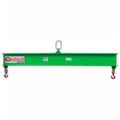 Caldwell 419-1-8, Composite Lifting Beam, 1 Ton Capacity, 8' Hook Spread