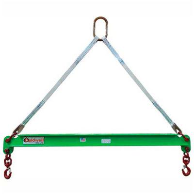 Caldwell 430-1/2-2, Composite Spreader Beam, 1/2 Ton Capacity, 2' Hook Spread
