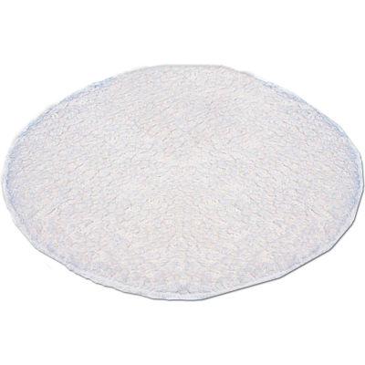"O'Dell 17"" Carpet Bonnet, Tan, 6 Per Case - Pkg Qty 6"