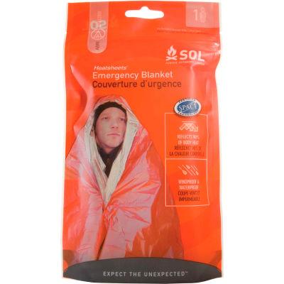 "Survive Outdoors Longer® Emergency Blanket, 56"" x 84"""