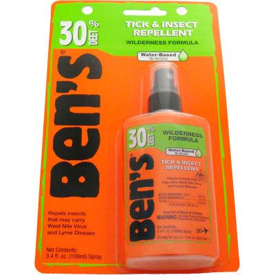 Ben's® 30% DEET Mosquito, Tick and Insect Repellent, 3.4 Oz. Pump Spray