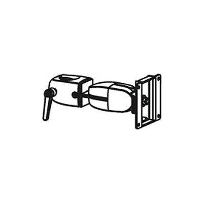 Ergotron® DS100 Clamping Double Pivot