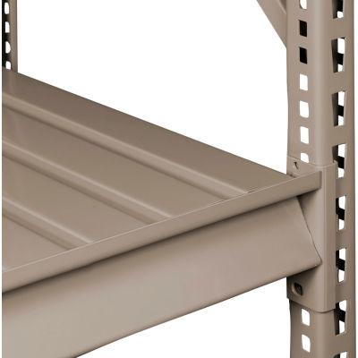 """Tennsco Extra Shelf Level for Bulk Storage Rack - 96""""W x 36""""D - Steel Deck - Sand"""