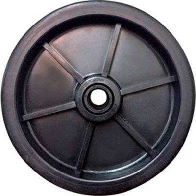 "Fairbanks Polyolefin Wheel E-625-RC - 5"" Dia. x 2""W - 650 Lb. Capacity"