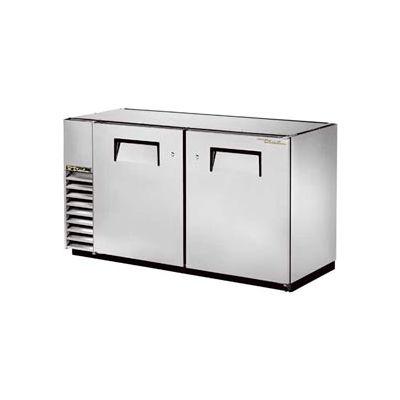 "True® TBB-24GAL-60-S Back Bar Cooler 2 Section - 59-7/8""W X 23-3/4""D X 34-1/4""H"