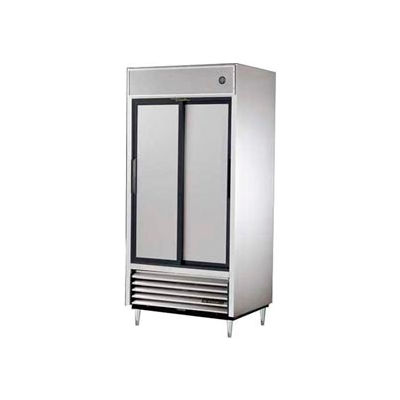 True® TSD-33 Reach In Refrigerator 33 Cu. Ft. White