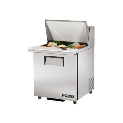 "True® TSSU-27-12M-BADA Mega Top Sandwich/Salad Unit - 27-5/8""W X 34-1/8""D X 40-3/8""H"