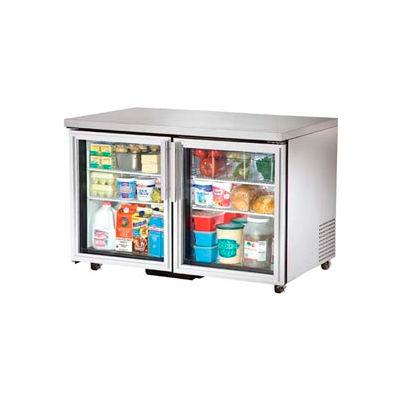 "Undercounter Refrigerator 33 38°F 48-3/8""W x 30-1/8""D - TUC-48G-ADA"