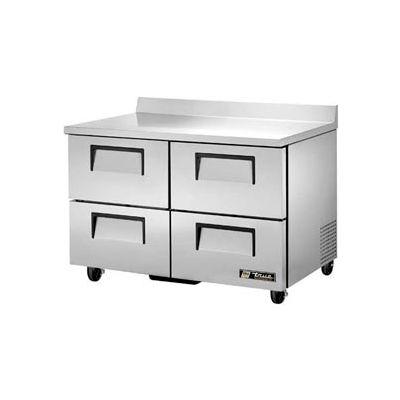 "Work Top Refrigerator 2 Section - 40-3/8""W x 30-1/8""D x 33-3/8""H - TWT-48D-4"