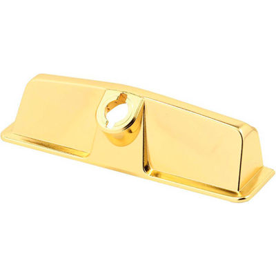 Truth Hardware TH 21986 Truth Hardware Entrygard Operator Cover, Snap-On, Bright Brass