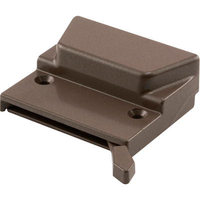 Prime Line TH 23053 Low Profile Sash Lock, W/Keeper, Bronze
